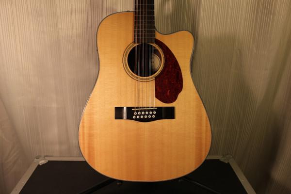 Fender CD140SCE-12 NAT (Used)