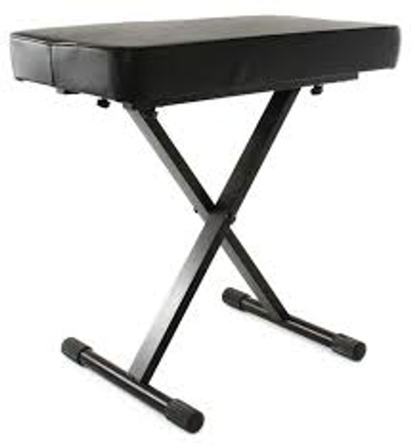 On Stage Deluxe X-Style Bench KT7800+