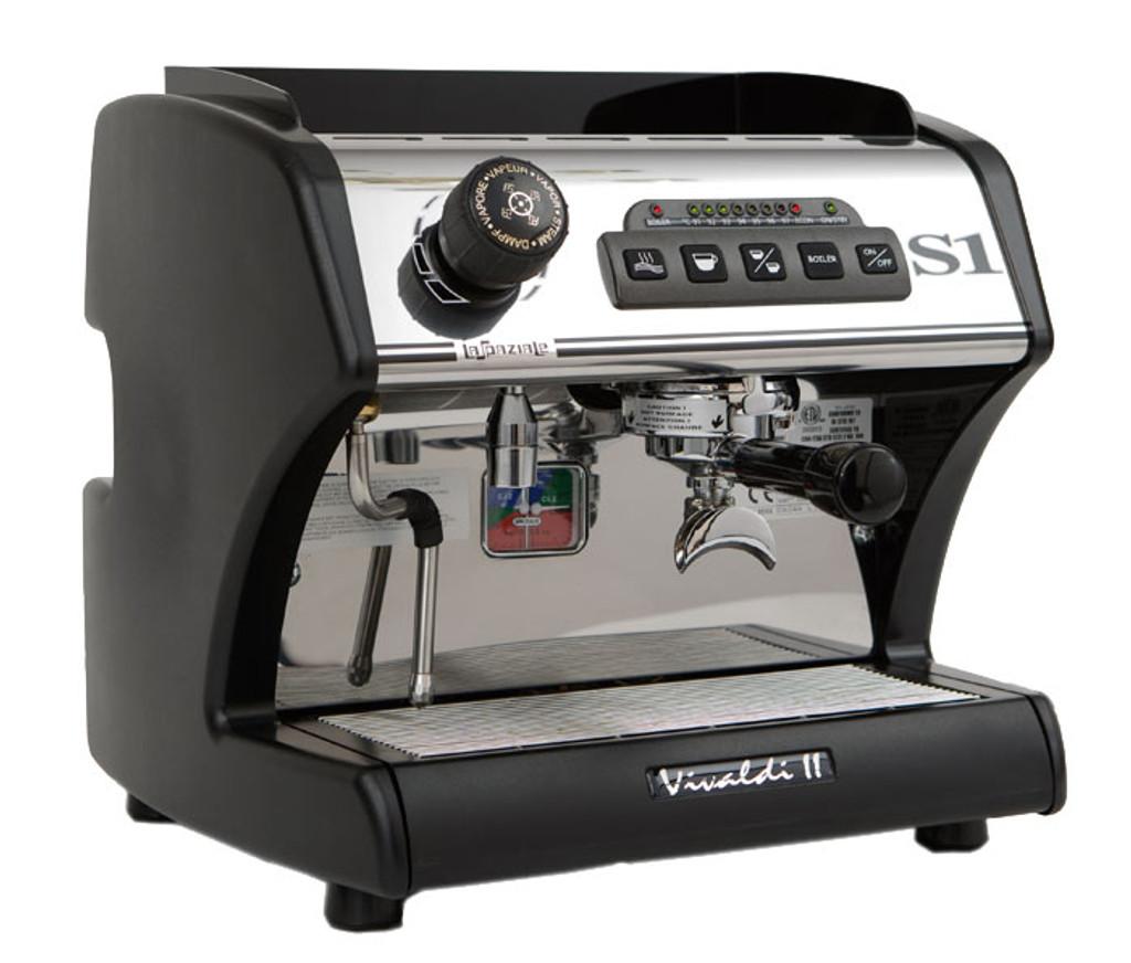 spaziale vivaldi ii dual boiler espresso machine