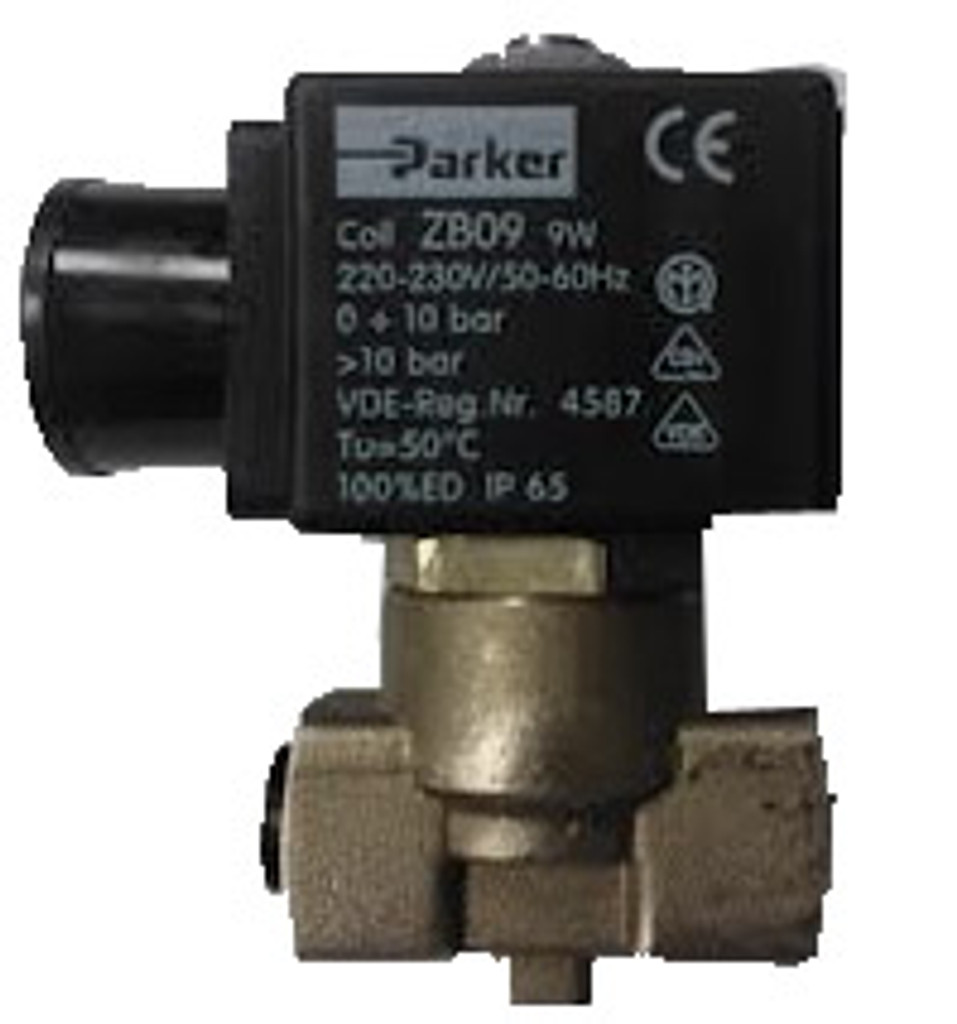 2 way In-Line Refill Solenoid (220V or 110V)