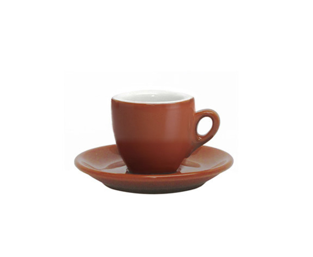 e62c3c28edc Nuova Point Brown Palermo Espresso Cup