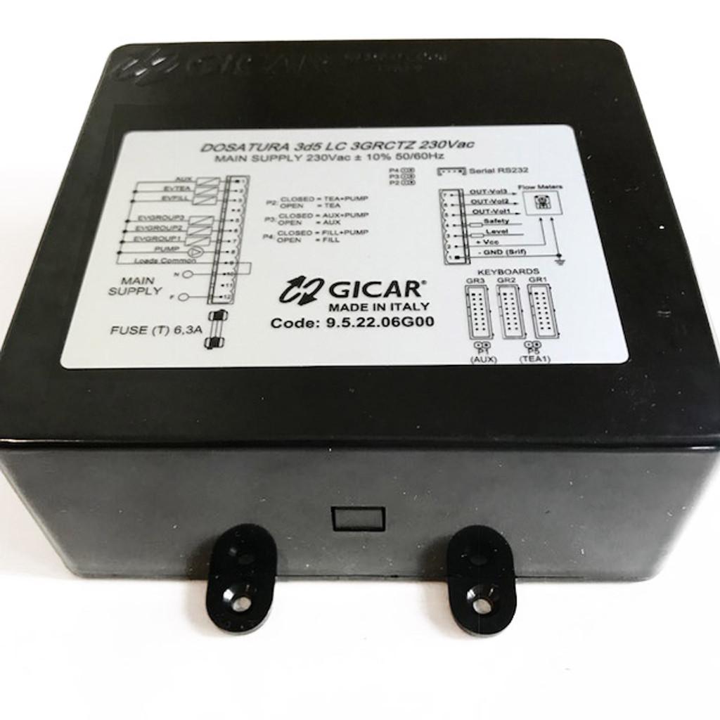 GICAR 3d5 control box