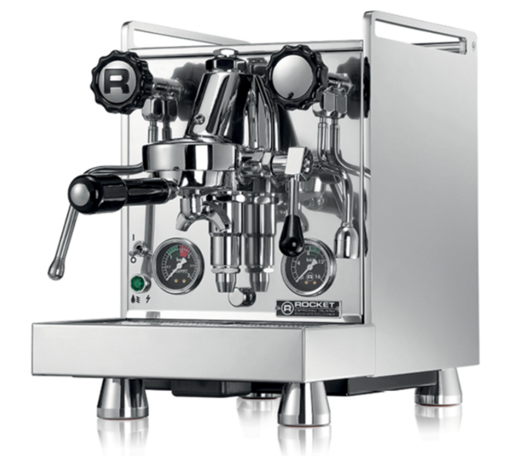 Home Espresso Machine Hx Mozzafiato Evo R Great Infusions