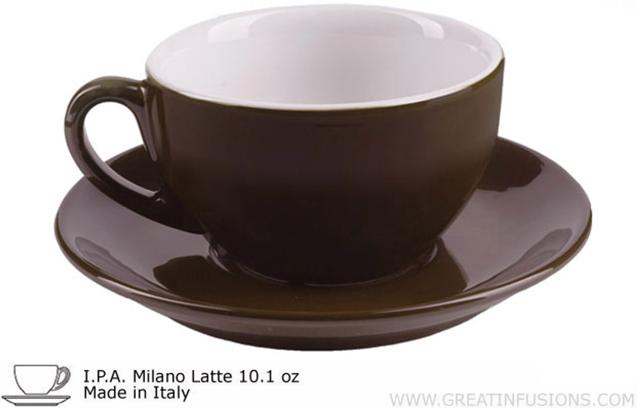 IPA Scuro Milano Latte Cup