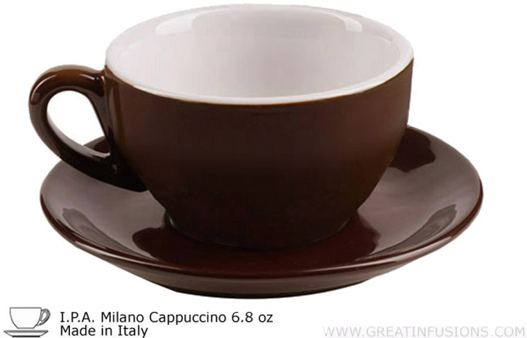 IPA Scuro Milano Cappuccino Cup
