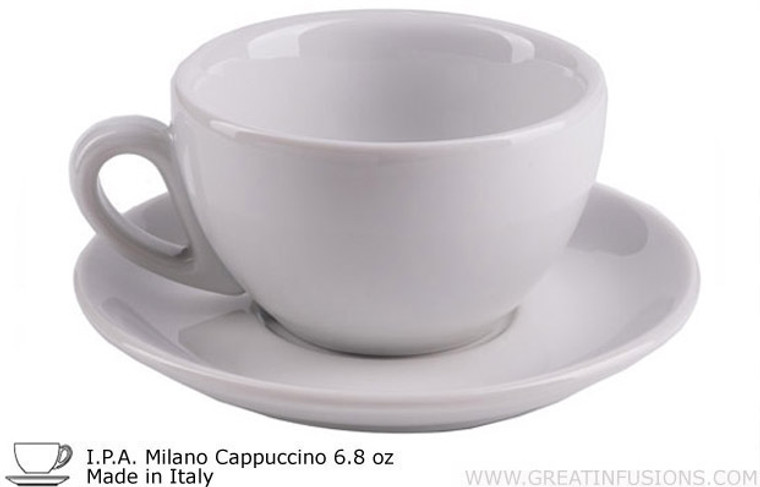 IPA Milano cappuccino cup