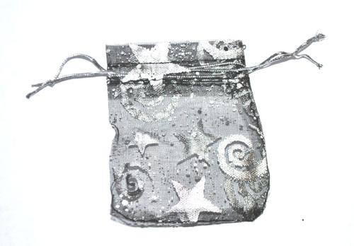 Organza Gift Bags - Star