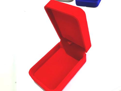 Velvet Gift Box - Red