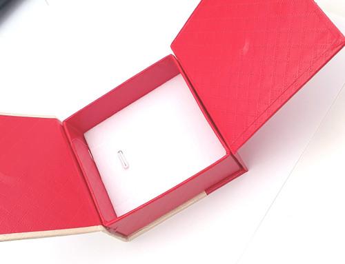 Cardboard Gift Box - Red