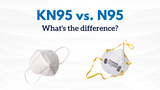 KN95 Face Masks vs. N95 Face Masks: What's The Difference?