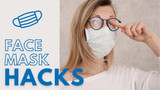 ​Face Mask Hacks | Face Mask Too Small Or Too Large?