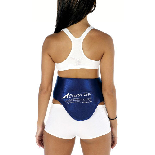 Elasto HOT/COLD THERAPY LUMBAR WRAP