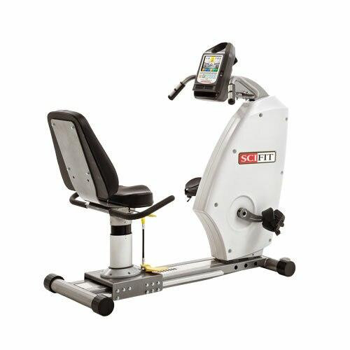 SciFit Recumbent Bike Bi-Directional ISO7000R