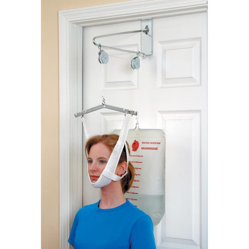 BodyMed Overdoor Cervical Traction Set
