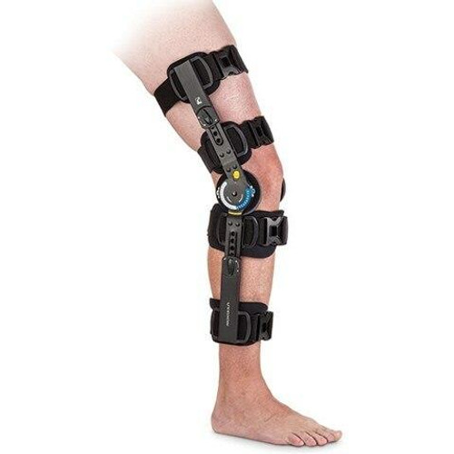 Ossur Innovator DLX Post Op ROM Knee brace