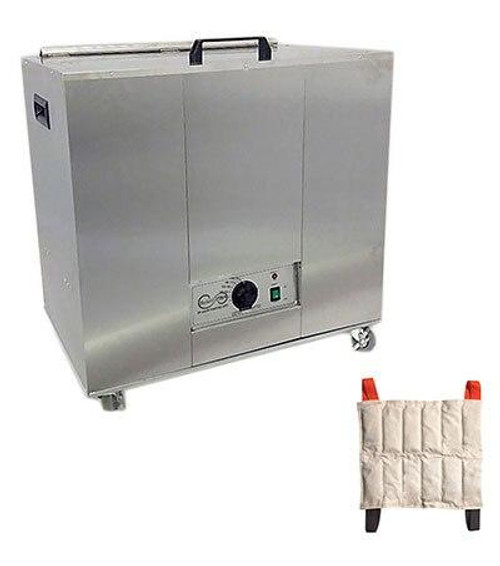 Fabrication Enterprises Relief Pak Heating Unit, 24-pack mobile with 24 standard