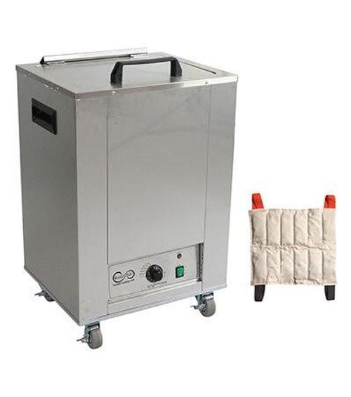 Fabrication Enterprises Relief Pak heating unit, 8-Pack Stationary