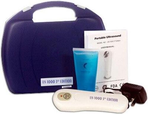 Fabrication Enterprises US Pro 1000 Professional Portable Ultrasound Unit