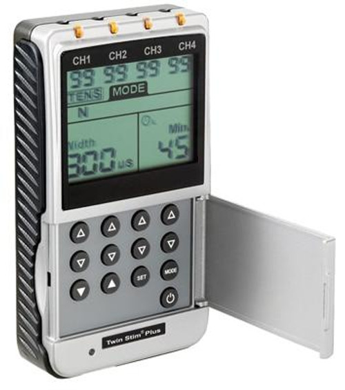 Fabrication Enterprises Twin Stim Plus Digital 4-channel EMS/TENS Unit