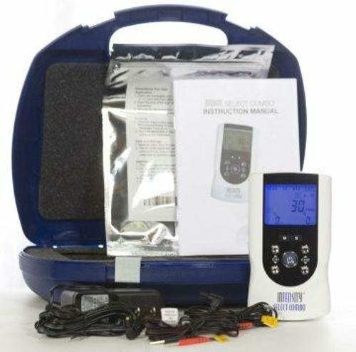 Roscoe Medical InTENSity Combo 4 Waveforms TENS, EMS, IF, MICRO