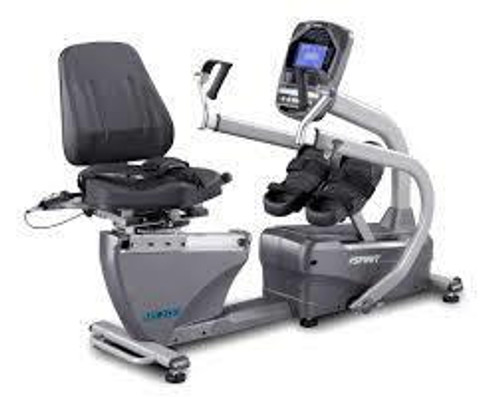 Spirit Fitness Philips Medical 7.0S Adjustable Recumbent Stepper
