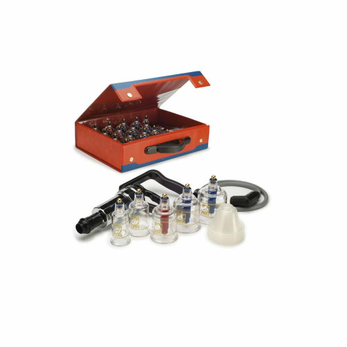 Acu-Point Acu Point Cupping Set with Magnets