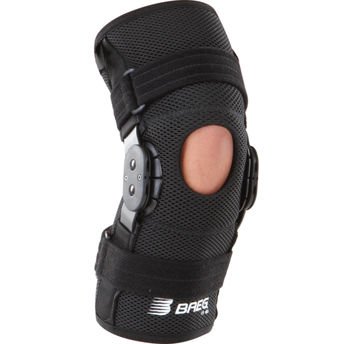Breg Inc Shortrunner Soft Knee Brace