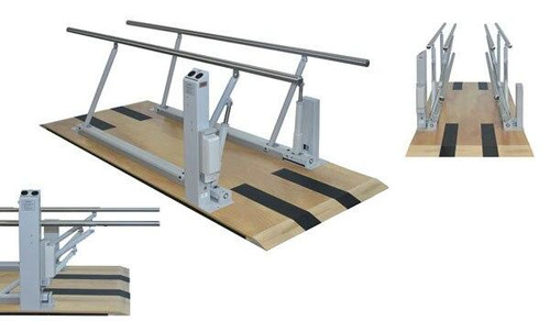 Hausmann Hausmann Electric Height and Width Parallel Bars