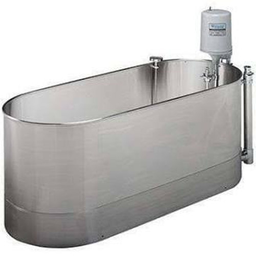Whitehall Lo-Boy Whirlpool Tub, 90 Gallon Stationary Unit