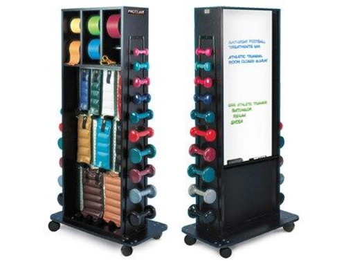 Hausmann Combination Rack with Whiteboard