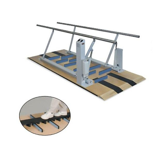 Hausmann Electric Height and Width Parallel Bars with Mobility Ladder Steps