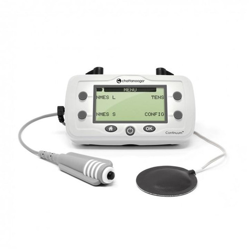 Chattanooga Continuum Portable 2 Channel Stimulator Kit