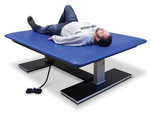 Hausmann Econo Electric Hi-Lo Mat Platform Table