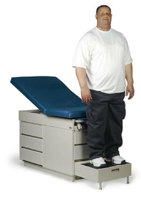 Hausmann Power-Back Bariatric Exam Table