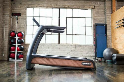 SportsArt SportsArt ECO Self Propelled Treadmill