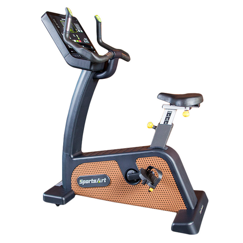 SportsArt Upright Cycle w/ Senza C576U-16