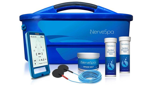 Pain Management Technologies Nerve Spa with Foot Bath