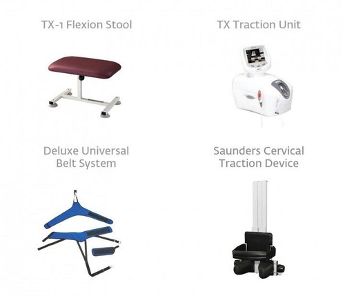 Chattanooga Galaxy 300 Traction Accessory Package