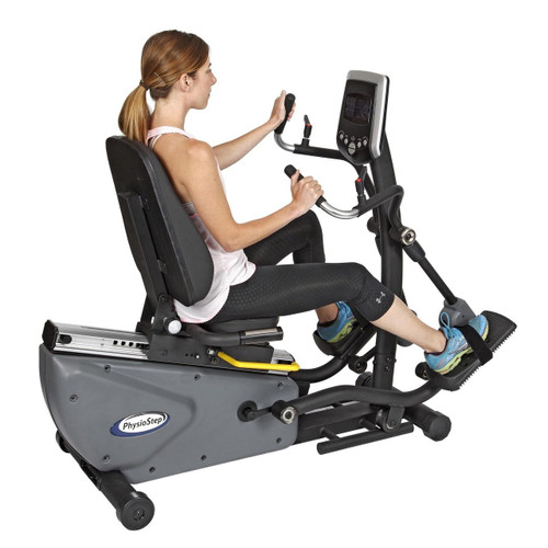 PhysioStep HXT Compact Recumbent Semi-Elliptical Cross Trainer