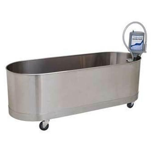 Whitehall Lo-Boy Whirlpool Tub, 90 Gallon Mobile Unit