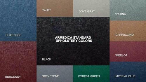 Armedica Armedica Hi-Lo 3 Section Treatment Table Bar Activated Control