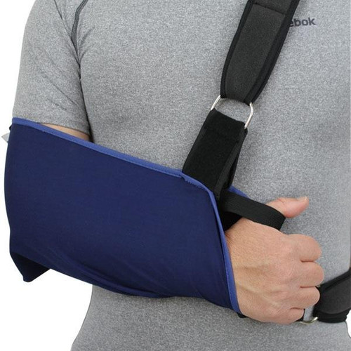 Comfortland Medical Shoulder Immobilizer with Waist Strap