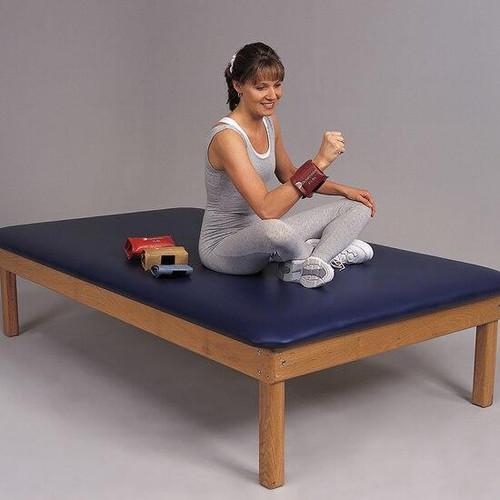 Dynatronics Premium Oak Mat Treatment Table