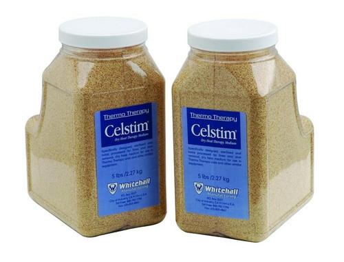 Whitehall Celstim Dry Heat Medium 2 - 5 lbs containers