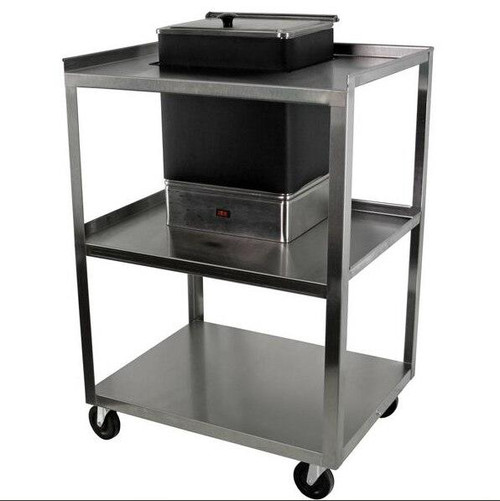 Ideal Medical Products Ideal Service Center Cart for E1 Hydrocollator