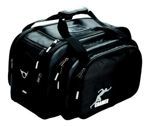 Cramer Tuf-Tek Black Equipped Super Soft Sided Bag