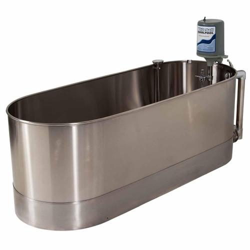 Whitehall Lo-Boy Whirlpool Tub, 105 Gallon Stationary Unit