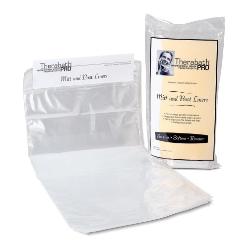 Therabath Disposable Mitt and Boot Liners