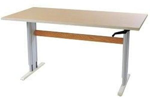 Acela Acela Hand Crank Hi/Lo Table