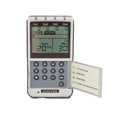 BodyMed BodyMed Digital 4-Channel TENS / EMS Unit